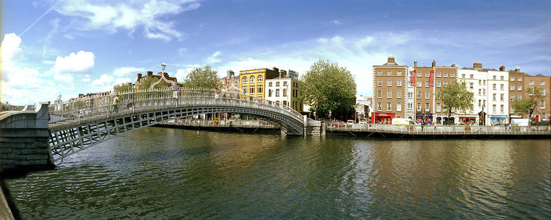 Turismo-de-Irlanda-Dublín